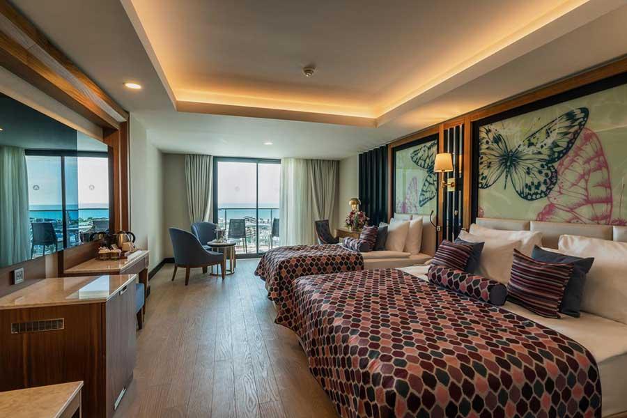 هتل آدالیا الیت لارا آنتالیا