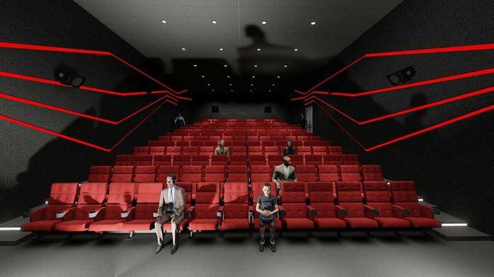 پردیس سینمایی هروی سنتر