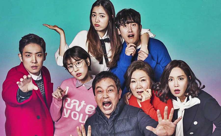 سریال کره ای پدر عجیب و غریب من