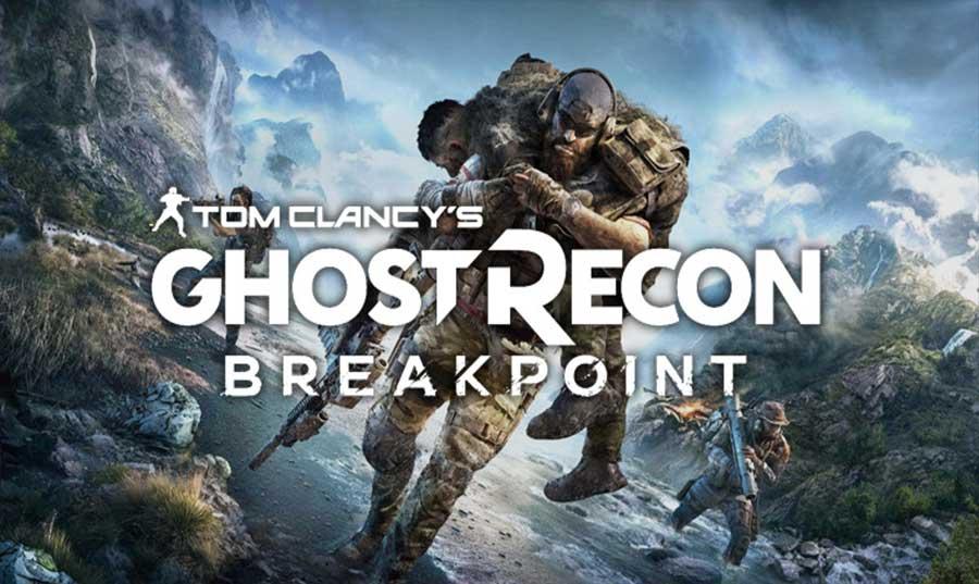 بازی ghost recon