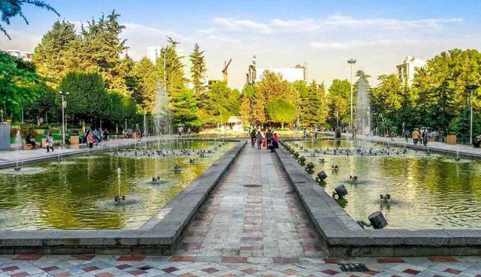 پارک تهران