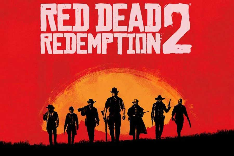 بازی  Red Dead Redamption