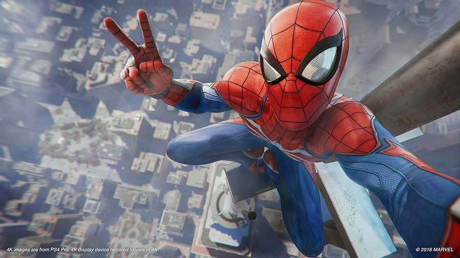 بازی Marvel Spider Man