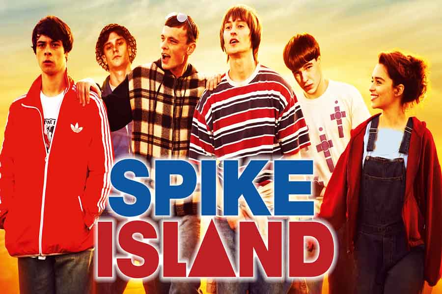 فیلم جزیره اسپایک