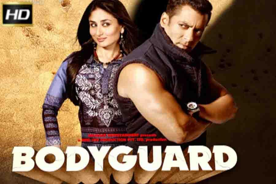 فیلم هندی بادیگارد