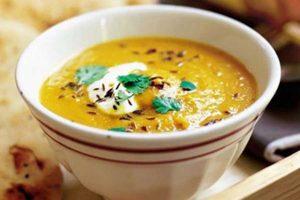 سوپ دال عدس