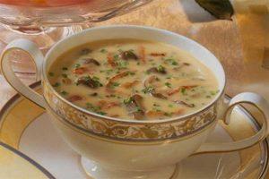 سوپ استانبولی