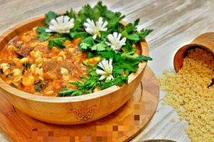 سوپ ماهیچه