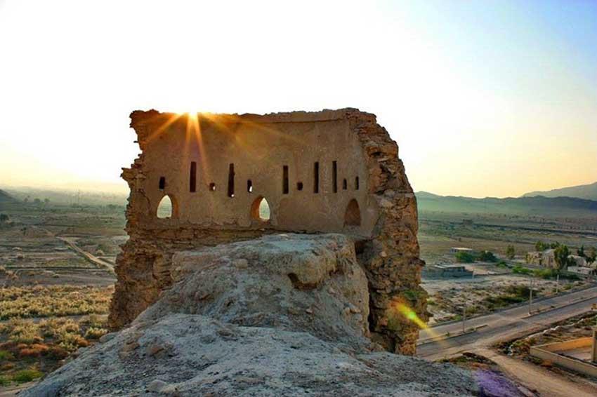 قلعه فین در بندرعباس
