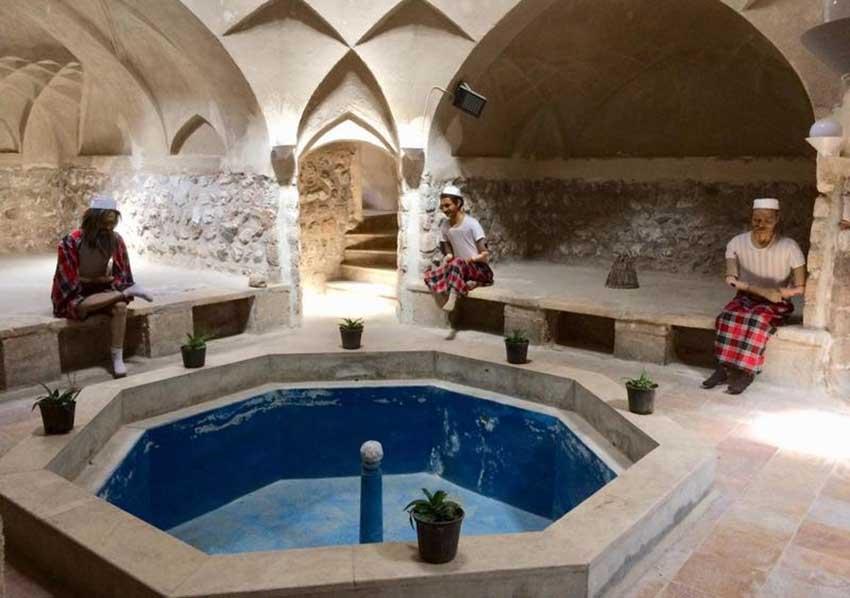 حمام گله داری در بندر عباس