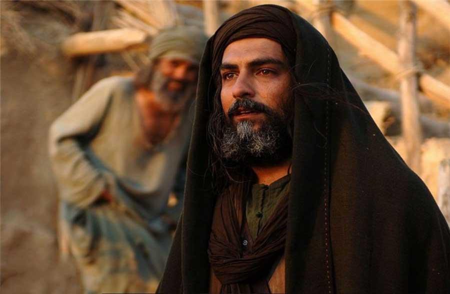 مهدی پاکدل در فیلم سینمایی محمد رسول الله