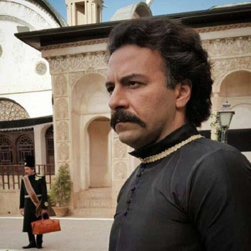 حسام منظور سریال بانوی عمارت