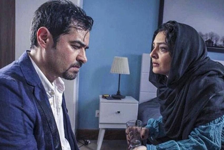 شهاب حسینی و ساره بیات در فیلم سینمایی هزارتو