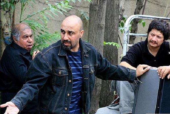 رضا عطاران در سریال بزنگاه
