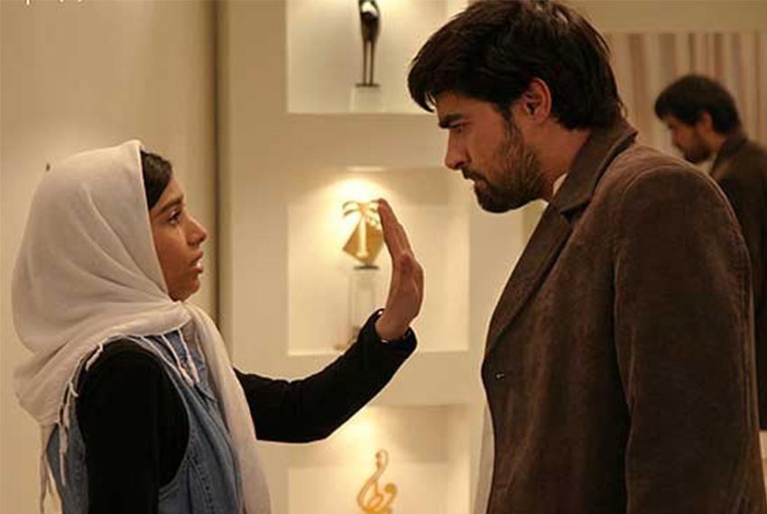 شهاب حسینی در فیلم سینمایی سوپر استار