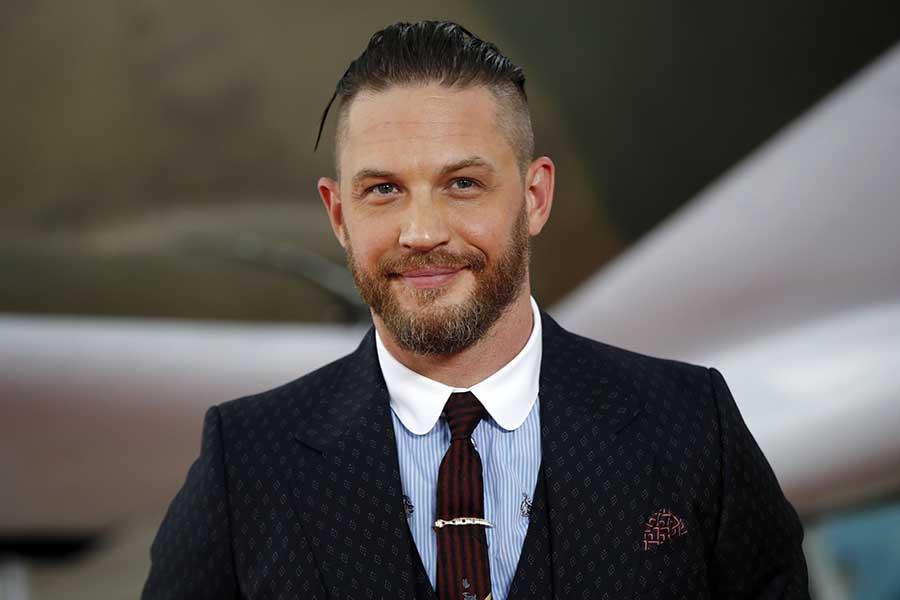 تام هاردی در نقش آلفی سالومنز