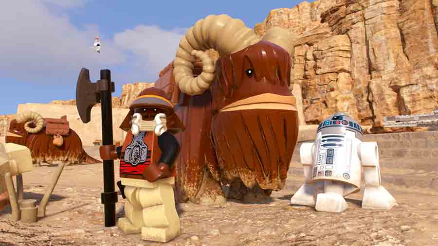 بازی LEGO Star Wars La Saga Skywalker