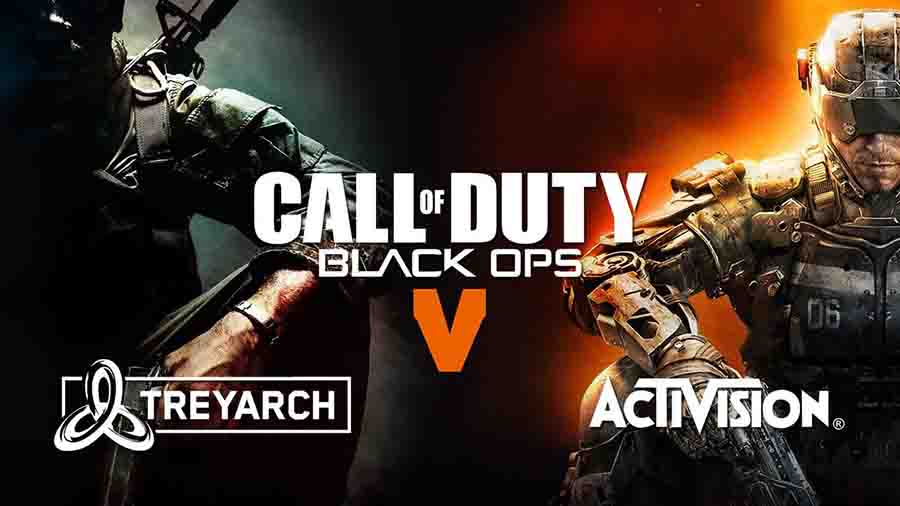 بازی Call of Duty: Black Ops 5