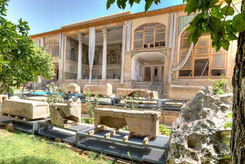 باغ هفت تنان در شیراز