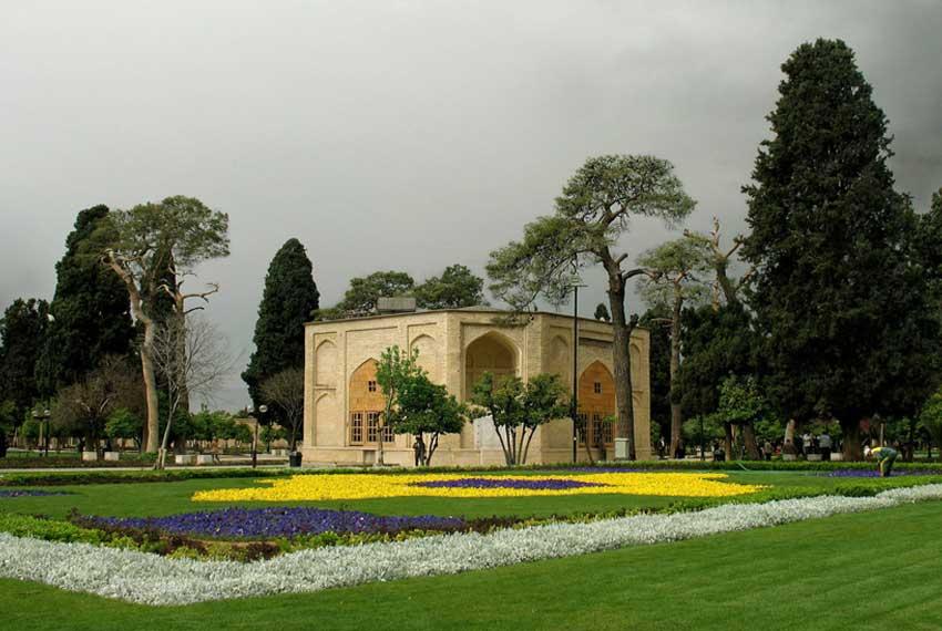 باغ جهان نما در شیراز