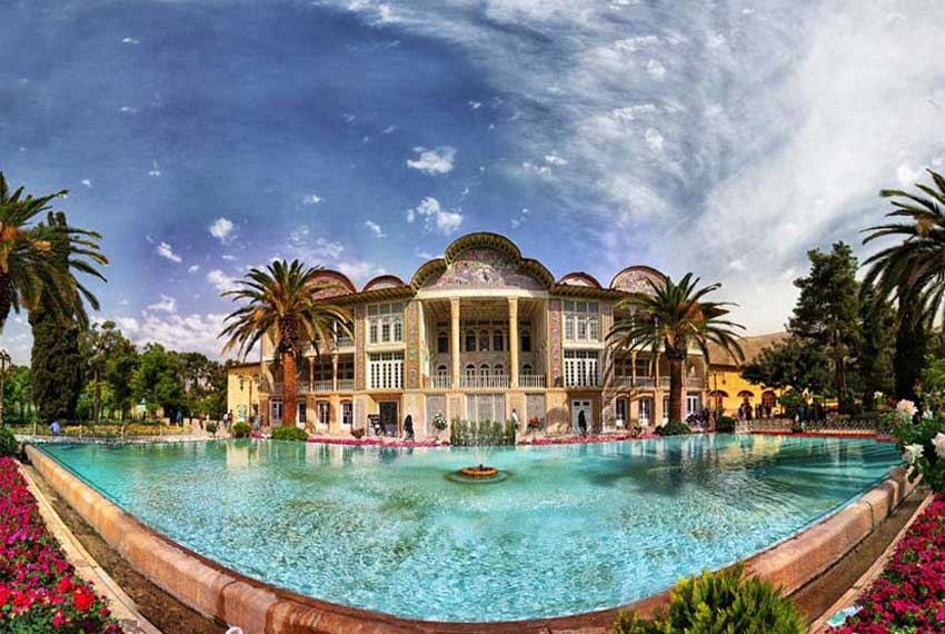 باغ ارم در شیراز