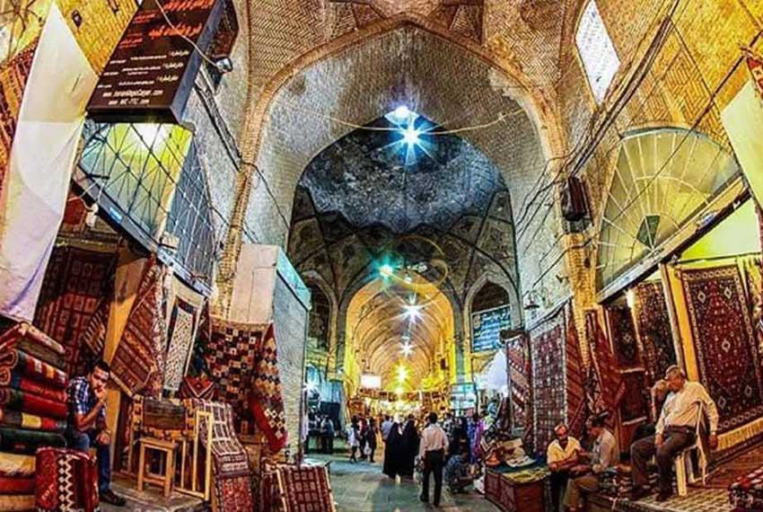 بازار وکیل در شیراز