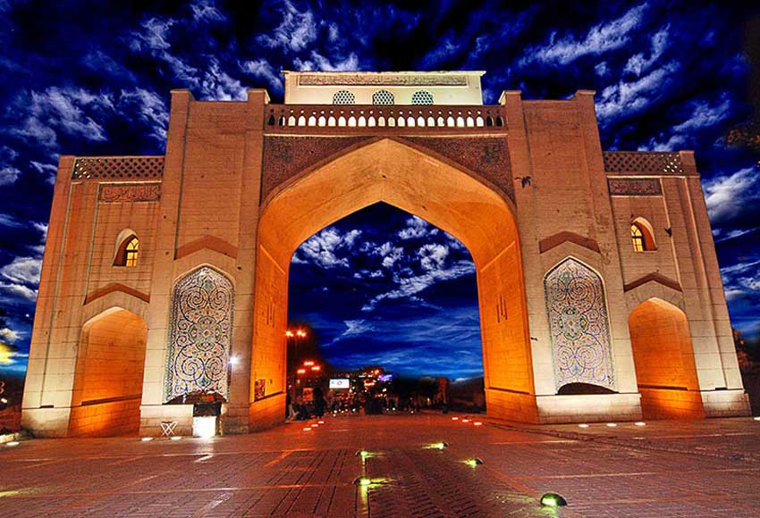 دروازه قرآن در شیراز
