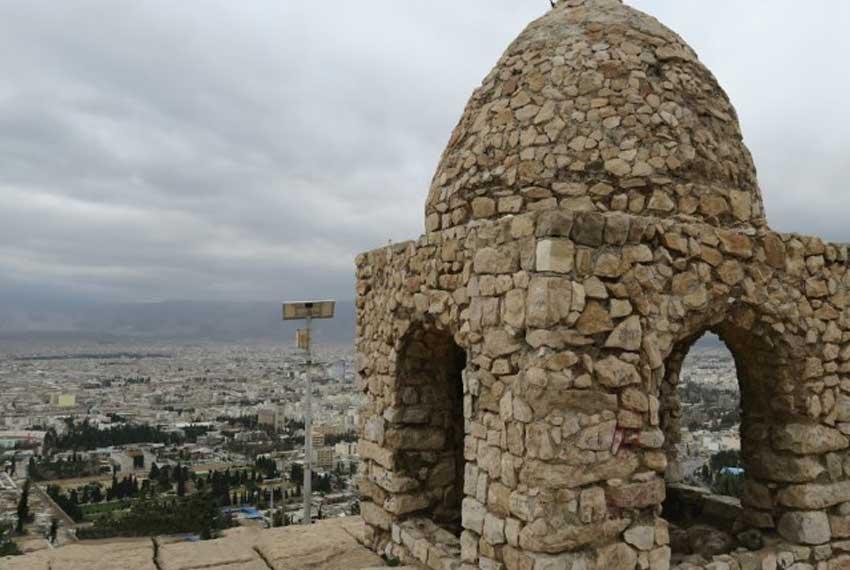 گهواره دید در شیراز