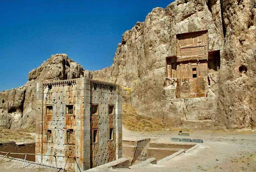 نقش رستم در شیراز