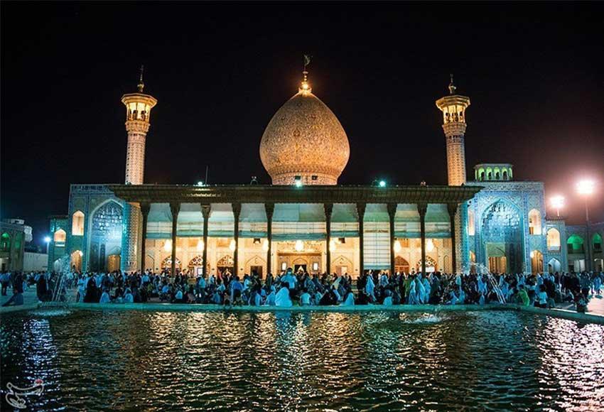 شاه چراغ در شیراز