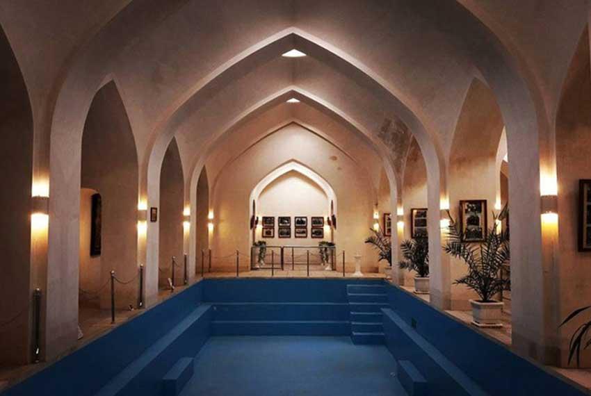 حمام مهدی قلی بیک در مشهد