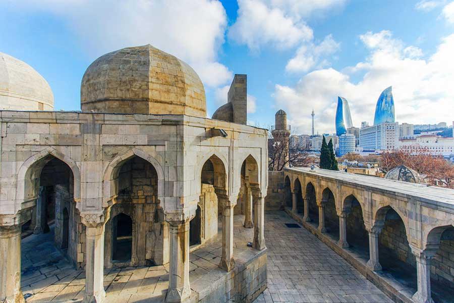 کاخ شیروان شاه در باکو
